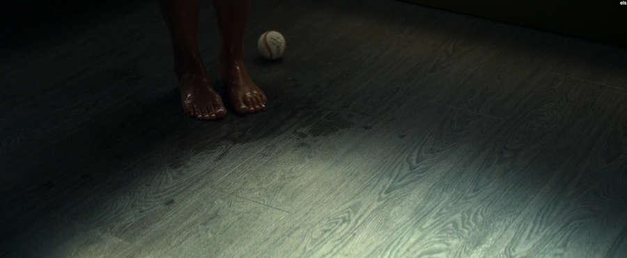 Liannet Borrego Feet