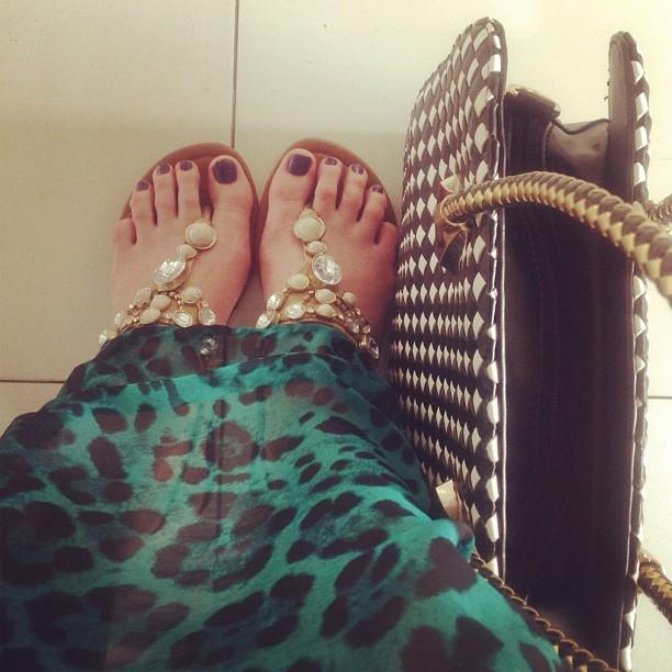 Inge Wulff Feet