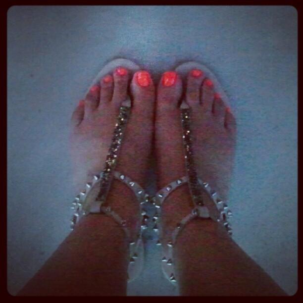 Nelia Belkova Feet