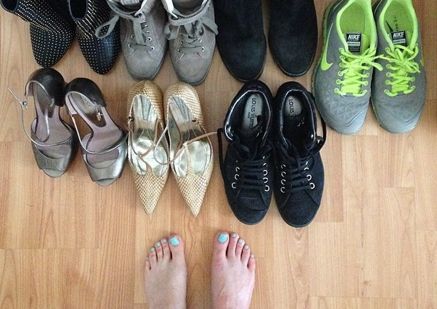 Carolina Padron Feet
