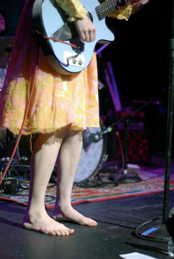 Natalie Gordon Feet