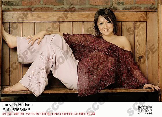 Lucy Jo Hudson Feet