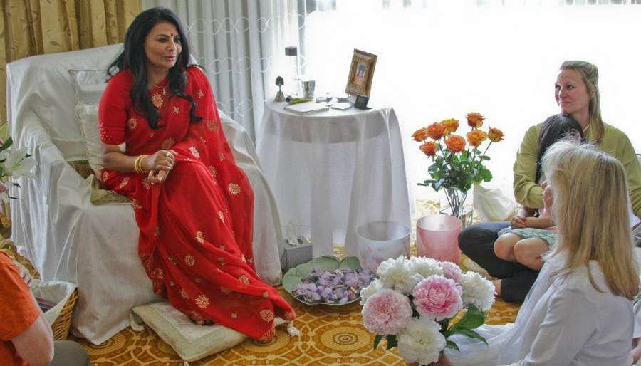 Sai Maa Lakshmi Devi Feet