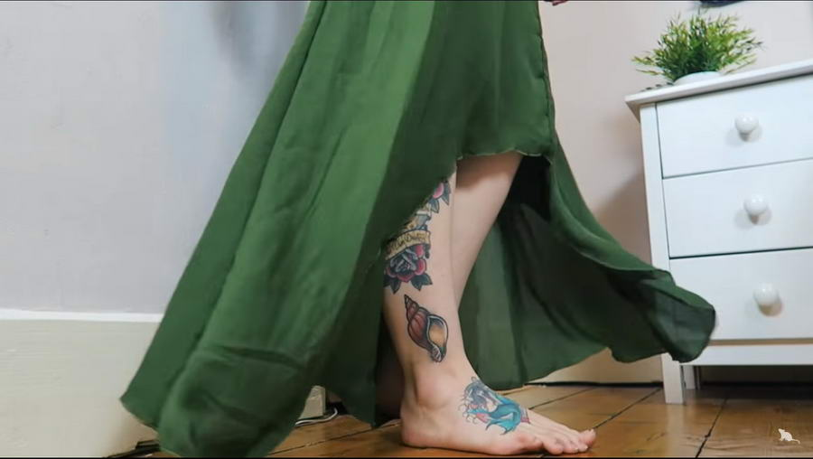 Kiera Rose Feet