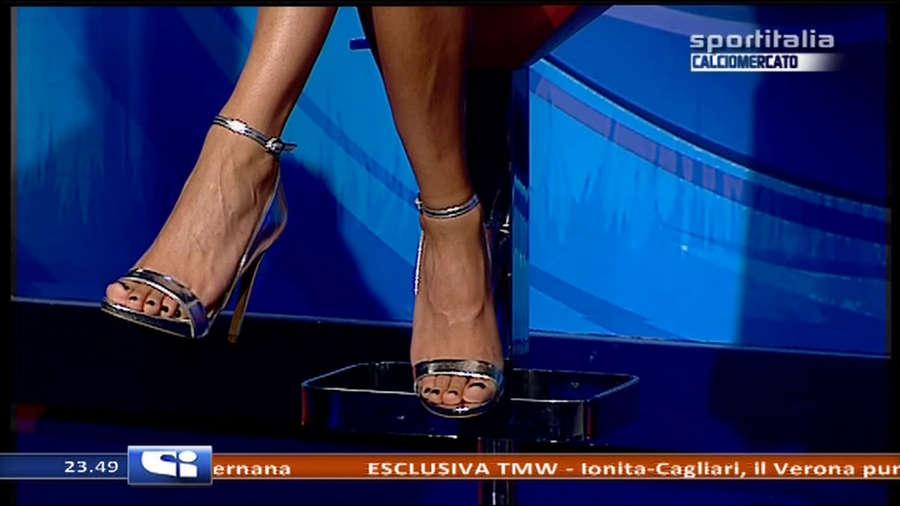 Giorgia Crivello Feet