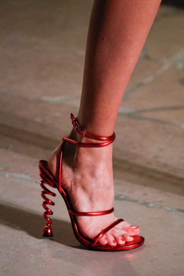 Stella Maxwell Feet