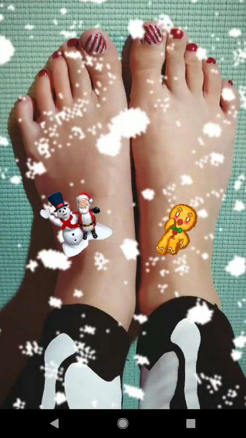 Ramona Young Feet