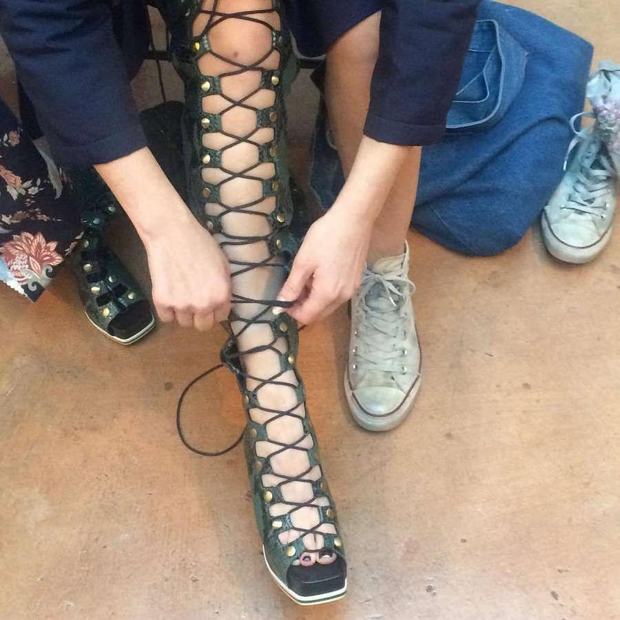 Dasha Nekrasova Feet