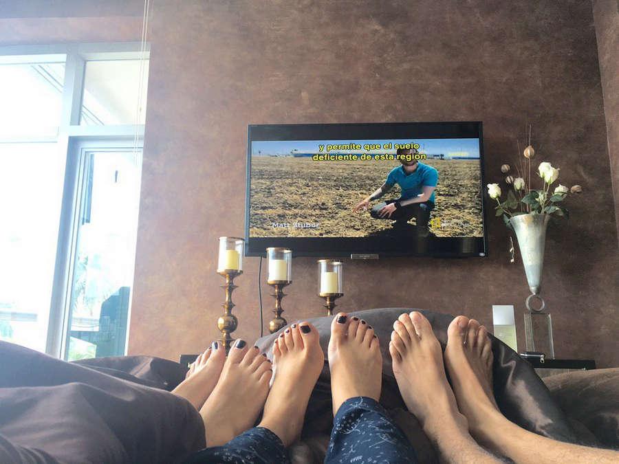 Samadhi Zendejas Feet