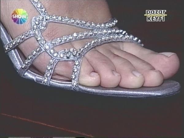Ayse Hatun Onal Feet
