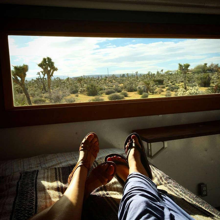 Emma Bell Feet