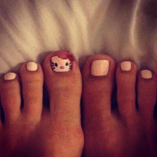 Emily Alatalo Feet
