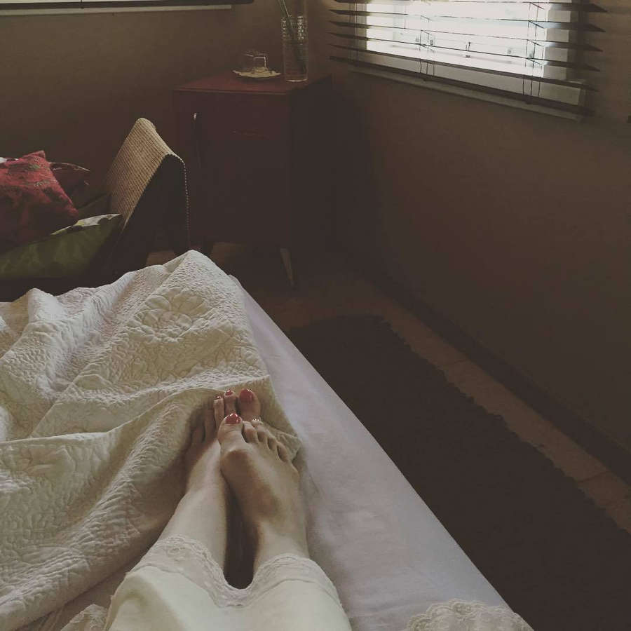 Larissa Maciel Feet