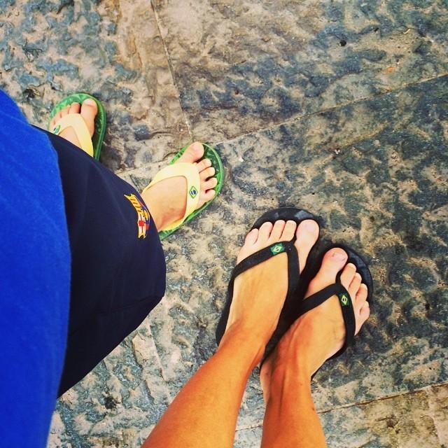 Laura Christensen Feet