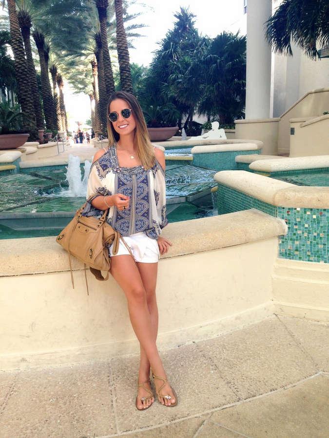 Marina Braganca Feet