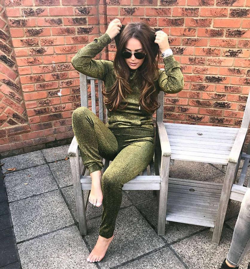 Courtney Green Feet