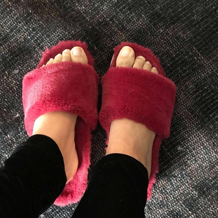 Agnes Hurstel Feet