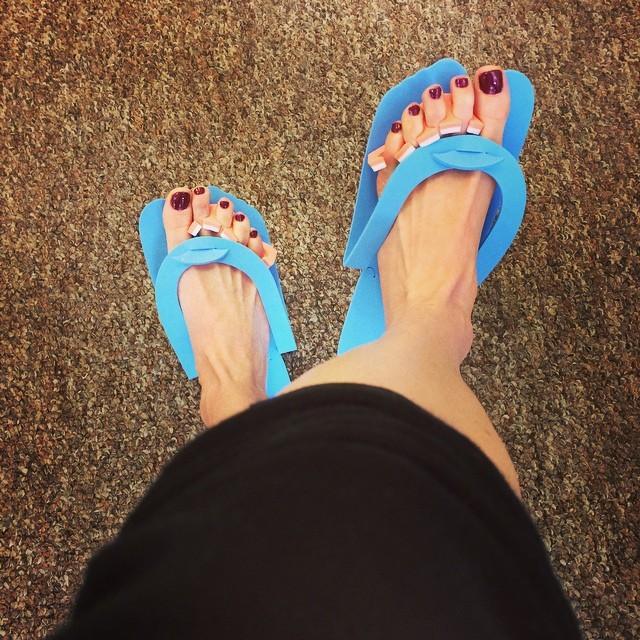 Courtney Brennan Feet
