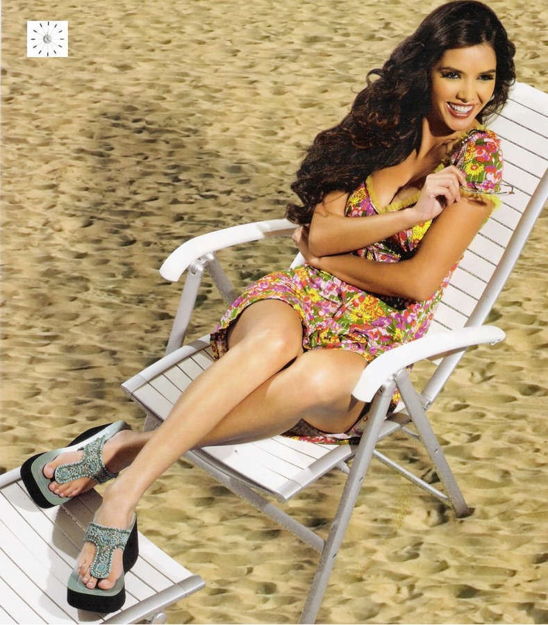 Marlene Favela Feet