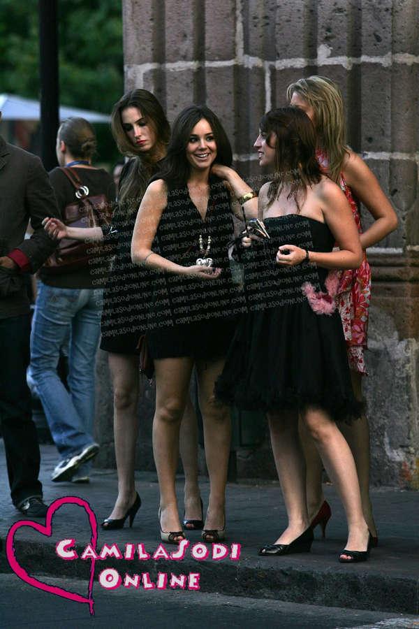 Camila Sodi Feet