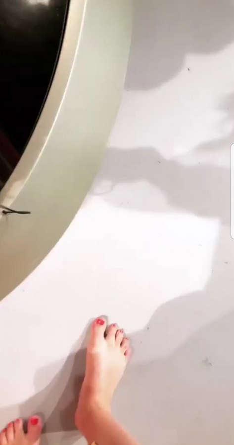Mareile Hoppner Feet