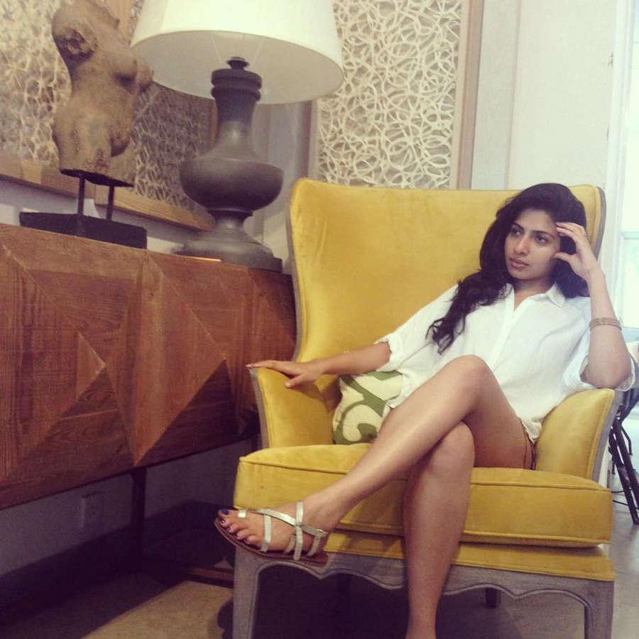 Maneesha Perera Feet