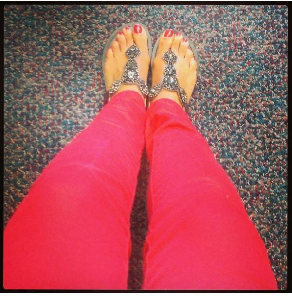 Monique Feet