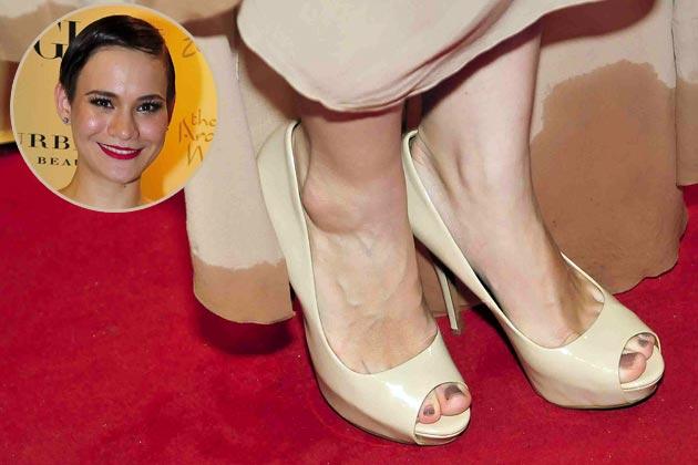 Aishah Jennifer Sinclair Feet