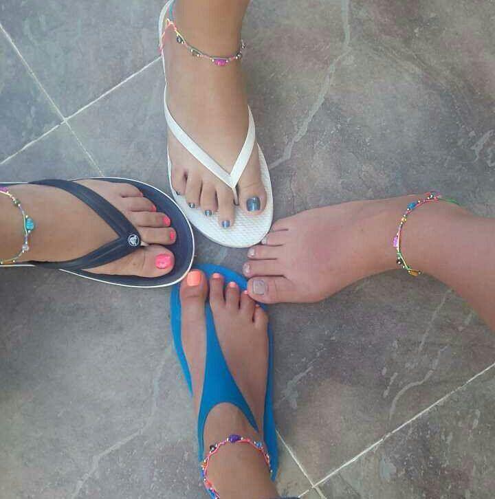 Johanna Fadul Feet