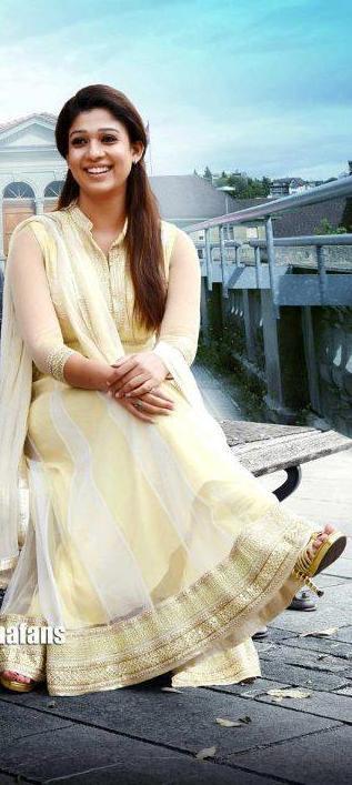 Nayantara Feet
