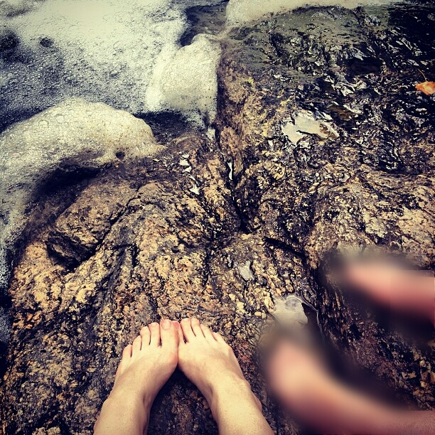 Tiger Darrow Feet