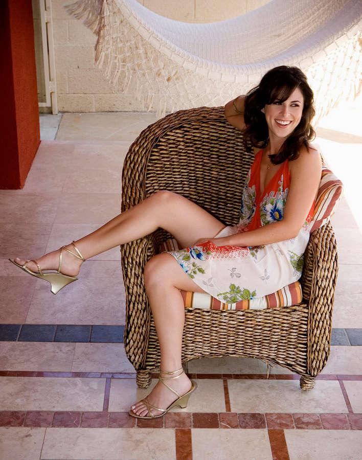 Joslyn Davis Feet