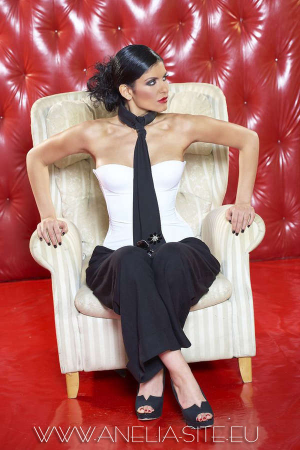 Aneliya Georgieva Feet