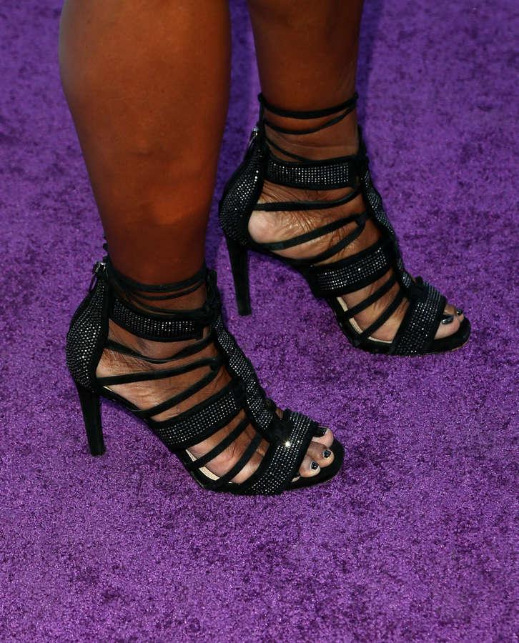 Vanessa Bell Calloway Feet