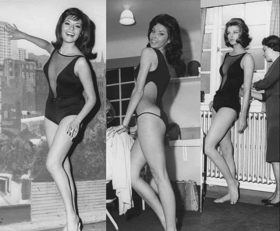 Gloria Paul Feet