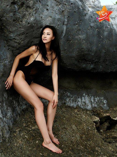 Eon Jeong Lee Feet