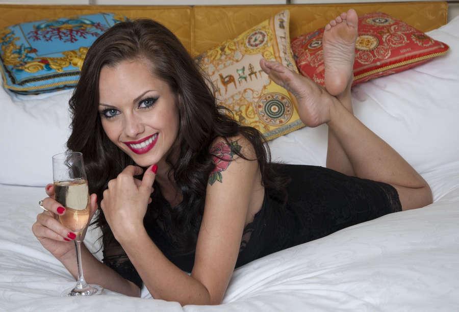 Jessica Jane Clement Feet
