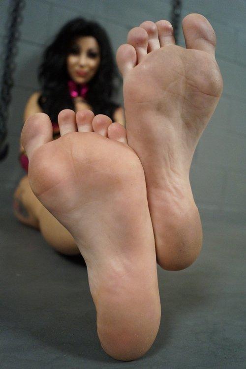 Krissy Koven Feet