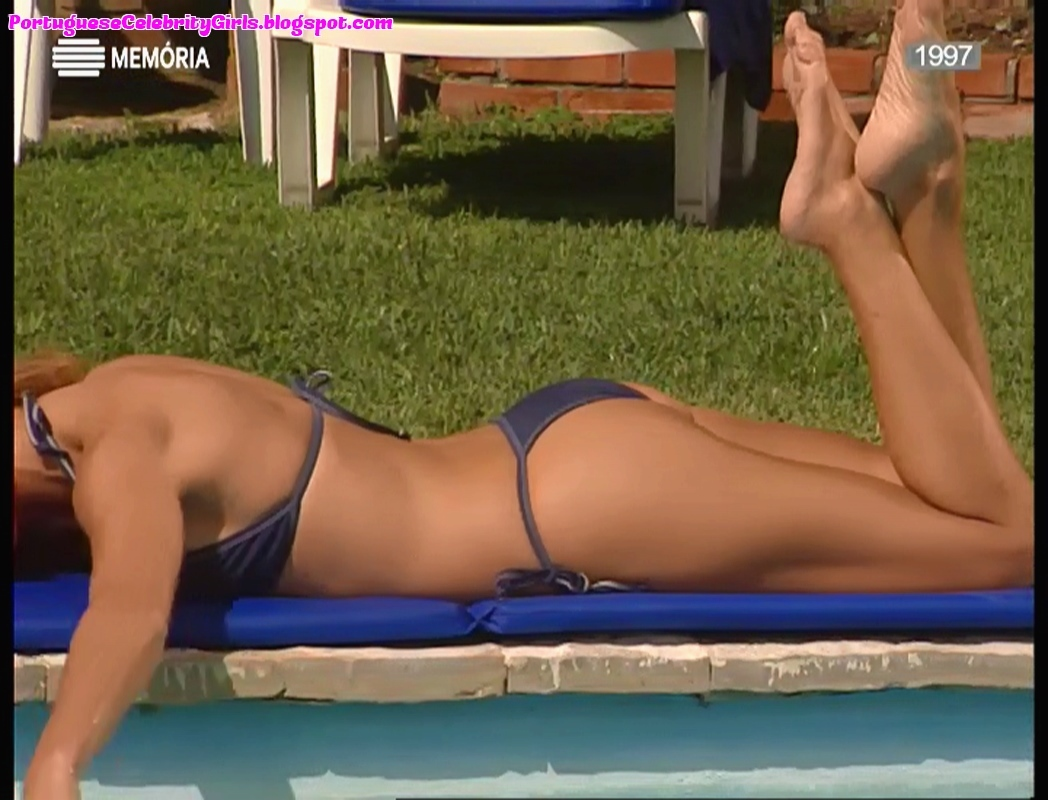 Alexandra Lencastre Feet
