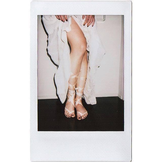 Zella Day Feet
