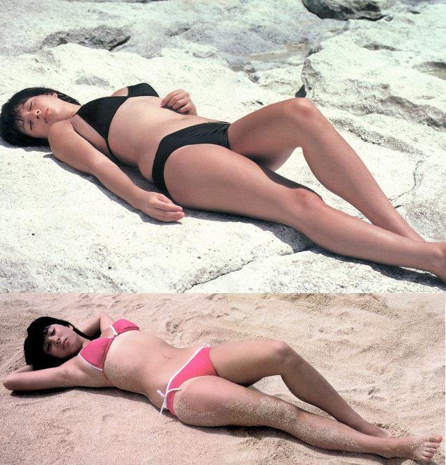 Naoko Kawai Feet