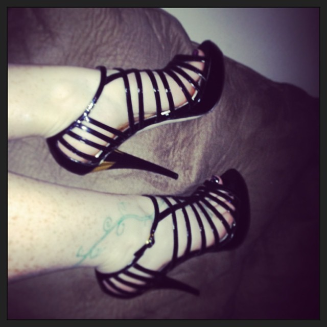 Allison Wyte Feet