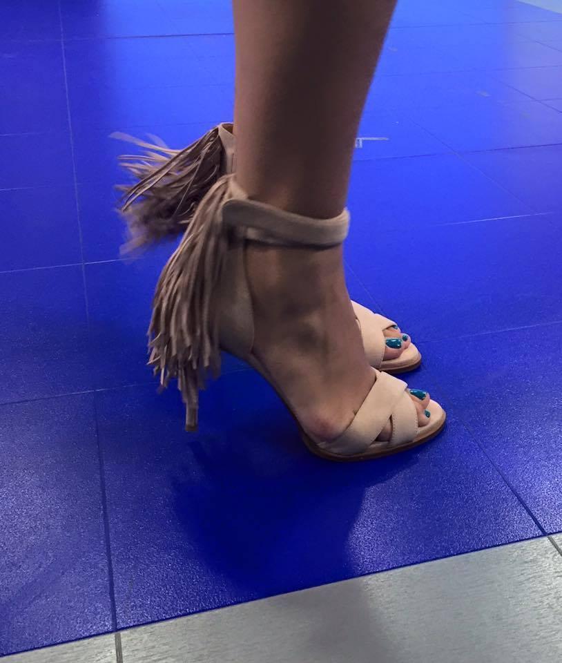 Michelle Charlesworth Feet
