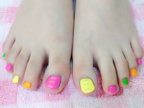 Saki Shimizu Feet
