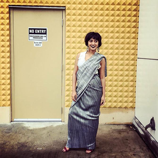 Sayani Gupta Feet