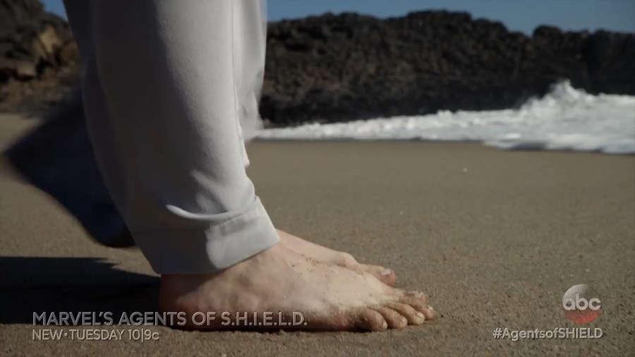 Mallory Jansen Feet