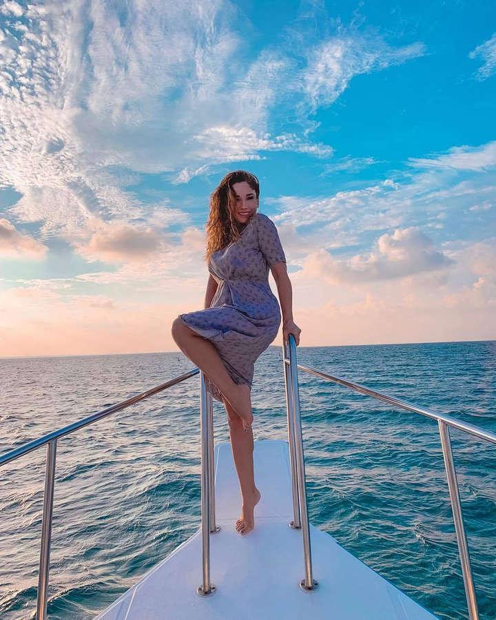 Anfisa Chekhova Feet