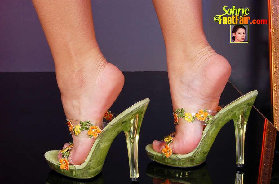 Sahrye K C Feet