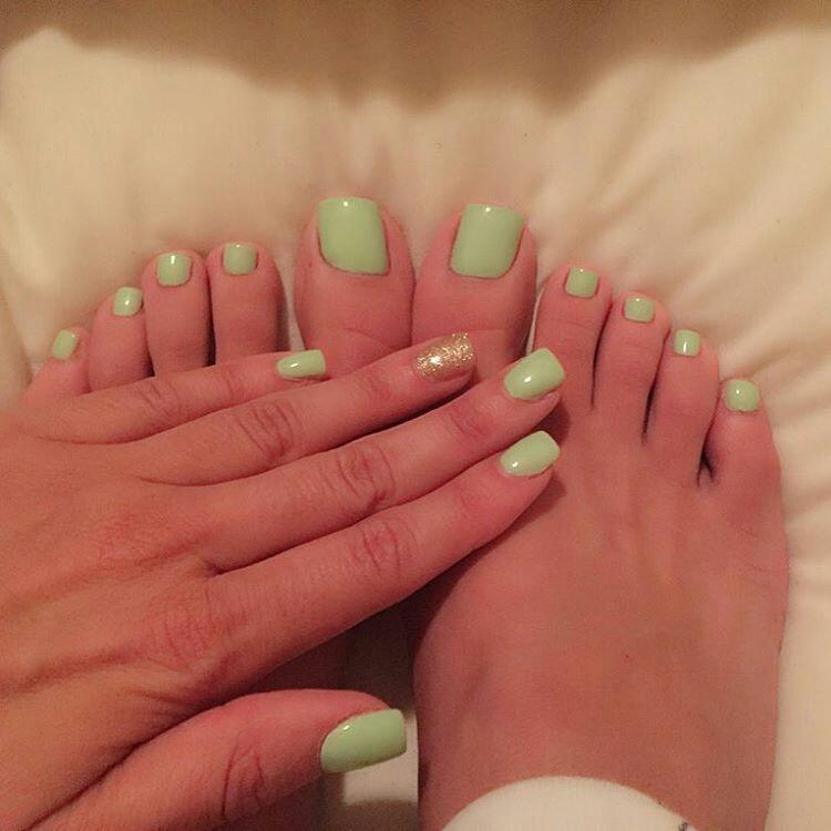 Stephanie Acevedo Feet