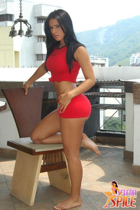 Andrea Espada Feet